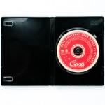 CD/DVDプレス,トールケース中面