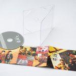 CD/DVDプレス,スリムケース6P