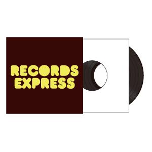 12inchレコードプレス パック