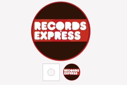 レコードプレス 12inch ピクチャー