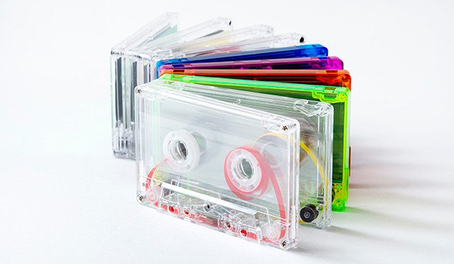 カセットテープ(60min)